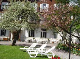 Parkhotel Bad Ragaz Bad Ragaz Switzerland