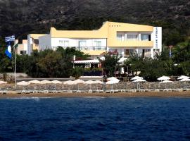 Faedra Beach Agios Nikolaos Greece