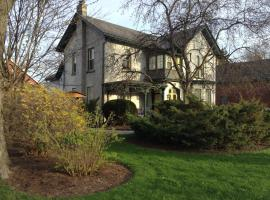Legacy House Bed and Breakfast Stratford Canada