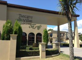 A picture of the hotel: Tuscany Villas Rotorua - Heritage Collection