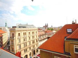 Travellers Hostel Praha Prague Czech Republic