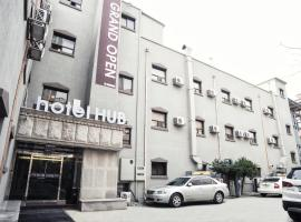 Hub Hotel Seoul South Korea