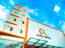 Hotel Photo: Alpha Hotel Pekanbaru