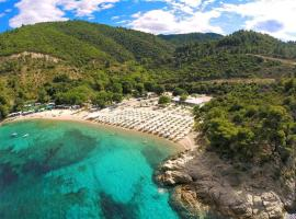 Akti Oneirou Camping and Bungalows Vourvourou Greece