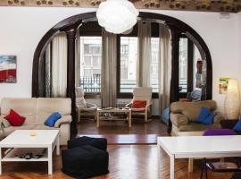 Art City Hostel Barcelona Barcelona Spain