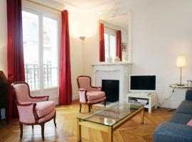 Apartment Robert le Coin - 4 adults Paris France