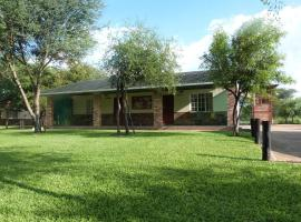 Hotel near Francistown airport : Woodlands Stop Over and Lodge