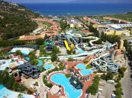 Hotel photo: Aqua Fantasy Aquapark Hotel & Spa - 24H All Inclusive