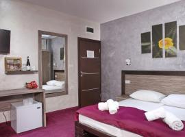 Garni Side One Design Hotel Belgrade Serbia