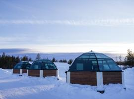 Hotel Photo: Arctic Glass Igloos