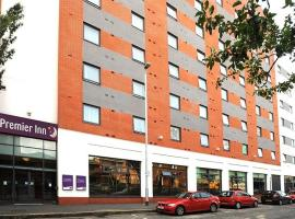 Premier Inn Belfast City Centre - Alfred Street Belfast United Kingdom