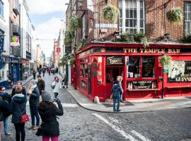 City Break Apartments Temple Bar دبلن أيرلندا