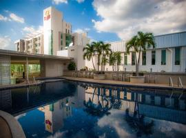 Hotel Photo: Golden City Rayong Hotel