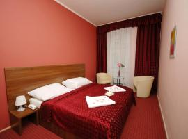 Colloseum Hotel Prague Czech Republic