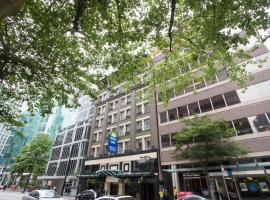 Hotel near  Vancouver Coal Harbour  airport:  Days Inn - Vancouver Downtown