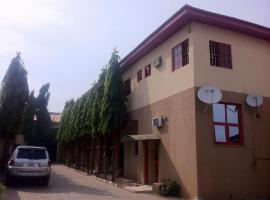 Hotel near Nnamdi Azikiwe Intl airport : Neighbourhood Guest House