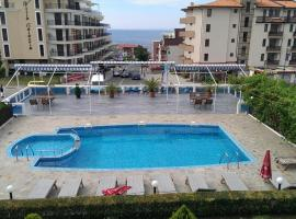 Studio with Sea View Sveti Vlas Bulgaria