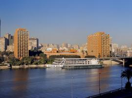 Hotel Photo: Cairo Marriott Hotel & Omar Khayyam Casino