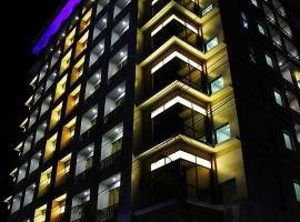 Central Park Tower Resort Angeles Philippines