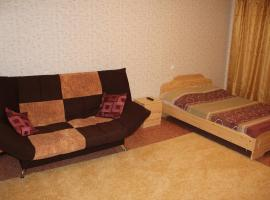 Hotel near Chertovitskoye airport : Apartments on Lomonosova