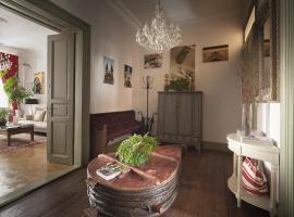 Vinohrady Boutique Apartment Prague Czech Republic