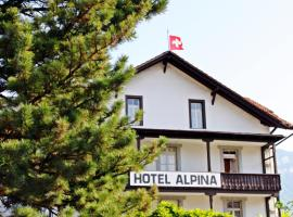 Alpina Hotel Interlaken Switzerland
