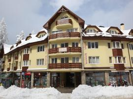 BM Royal Plaza Hotel Apartments Borovets Bulgaria