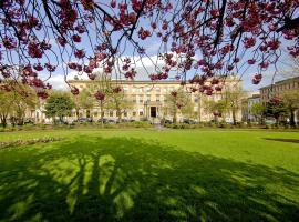 Blythswood Square Glasgow Scotland