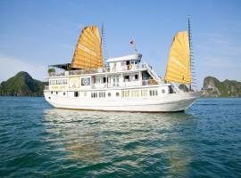 Golden Lotus Cruises Ha Long Vietnam