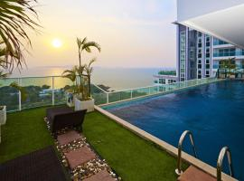 The View Cozy Beach - 1 bed by Pattaya Realty Pattaya South Thailand