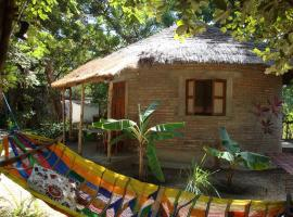 Hotel near Brikama: Evergreen Eco Lodge Retreat