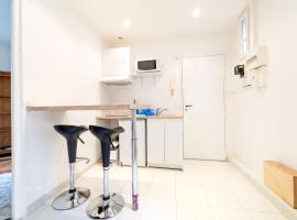 Apart Inn Paris - Studio Lamarck Paris France