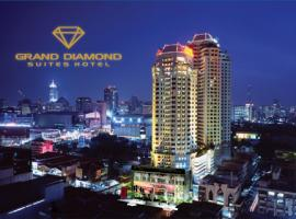 Grand Diamond Suites Hotel Bangkok Thailand