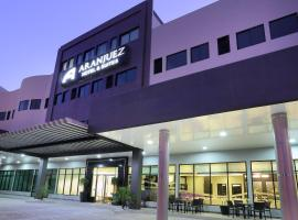 Hotel photo: Aranjuez Hotel & Suites