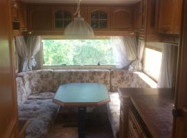 Hotel photo: Summer bungalo trailer