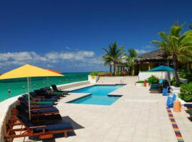 Hotel near  Lynden Pindling Intl  airport:  Compass Point Beach Resort
