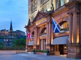 Hotel Photo: Waldorf Astoria Edinburgh - The Caledonian