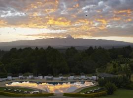 Hotel Photo: Fairmont Mount Kenya Safari Club