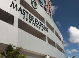 Hotel photo: Master Express Dom Pedro II