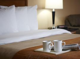 Hotel Photo: Travelodge Hotel by Wyndham Vancouver Airport
