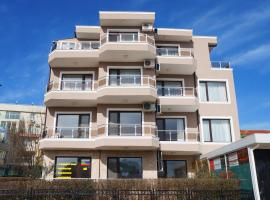 Dom-El Real Apartments in Deja Vu Complex Sveti Vlas Bulgaria