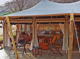 Serengeti Pioneer Camp Serengeti National Park Танзания
