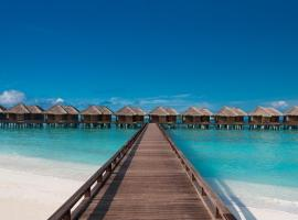 Sheraton Maldives Full Moon Resort & Spa Furanafushi Maldives