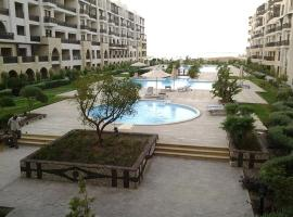 Apartments at the Samra Bay Compound Hurghada Egypt