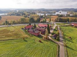 A picture of the hotel: Lemettilä Countryside Accommodation