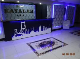 Grand Kayalar Hotel Antalya Turkey