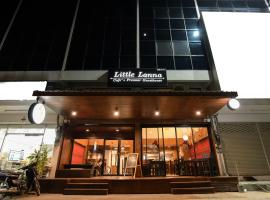 Little Lanna Cafe & Premier Guesthouse 치앙마이 태국