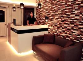 Hotel: 30th Corner Boutique Hostel
