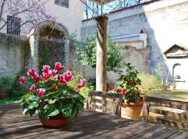 Secret Garden Apartment Florence Italy