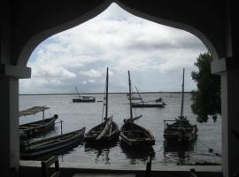 Hotel near Lamu Manda airport : Stopover Guest House and Restaurant